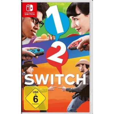 Nintendo 1-2-Switch ( Switch)