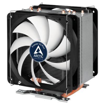Arctic Cooling Arctic Freezer 33 Plus 2011-3/1156/1155/1150/1151/AM4