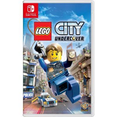 Lego City Undercover - Nintendo Switch - Preisvergleich