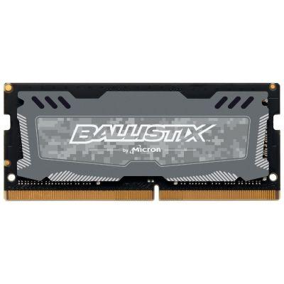 Ballistix 8GB  Sport LT DDR4-2666 CL16 SO-DIMM RAM Speicher