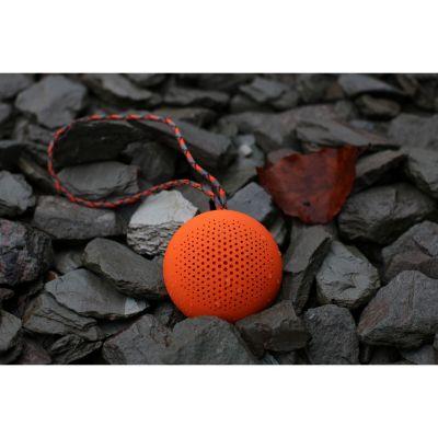 BOOMPODS Boompods Rokpod orange portabler Bluetooth-Lautsprecher