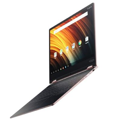Lenovo Yoga A12 2in1 Notebook rose gold Android 6.0