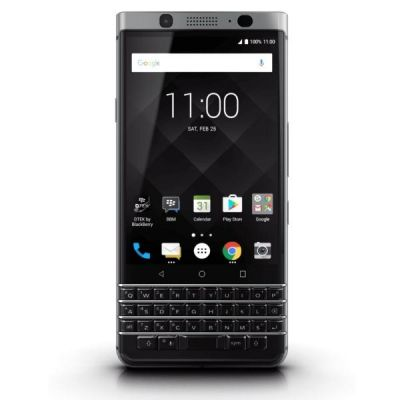 BlackBerry KEYone black Android 7 Smartphone - Preisvergleich