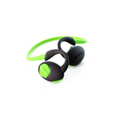 BOOMPODS Boompods Sportpods enduro grün In-Ear Bluetooth Kopfhörer