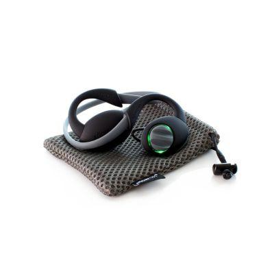 BOOMPODS Boompods Sportpods enduro grau In-Ear Bluetooth Kopfhörer