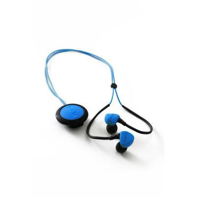 BOOMPODS Boompods Sportpods race blau In-Ear Bluetooth Kopfhörer