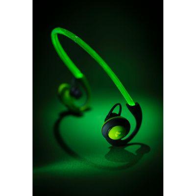 BOOMPODS Boompods Sportpods Vision grün Over-Ear Ohrbügel Kopfhörer Bluetooth