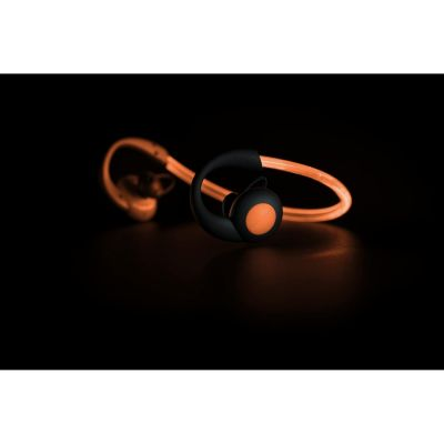 BOOMPODS Boompods Sportpods Vision orange Over-Ear Ohrbügel Kopfhörer Bluetooth