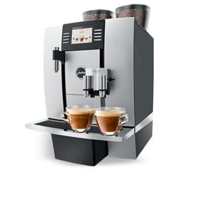 Jura . Gastro GIGA X7c Professional Kaffeevollautomat Aluminium
