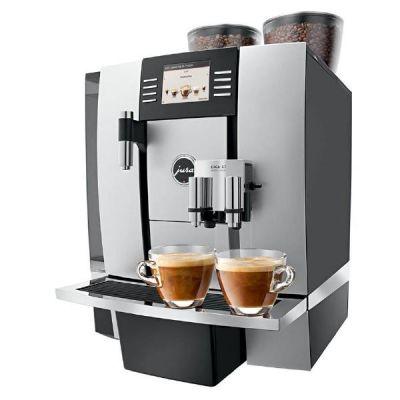 .Jura Gastro GIGA X7 Professional Kaffeevollautomat Aluminium
