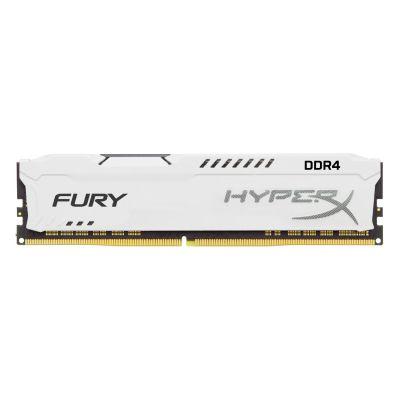 HyperX 16GB (1x16GB)  Fury weiß DDR4-2666 CL16 RAM