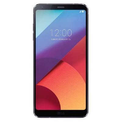 LG G6 32GB astro black Android 7.0 Smartphone - Preisvergleich