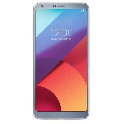 LG G6 32GB ice platinum Android 7.0 Smartphone - Preisvergleich