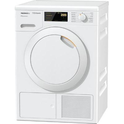 Miele  TDD120WP Eco&Comfort Wärmepumpentrockner A++ 8kg Weiß