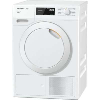 Miele  TCE530WP Active Plus Wärmepumpentrockner A+++ 8kg Weiß