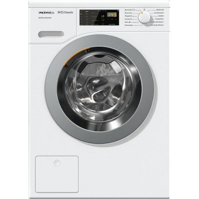 Miele  WDD020WPS EcoPlus&Comfort Waschmaschine Frontlader A+++ -10% 8kg Weiß
