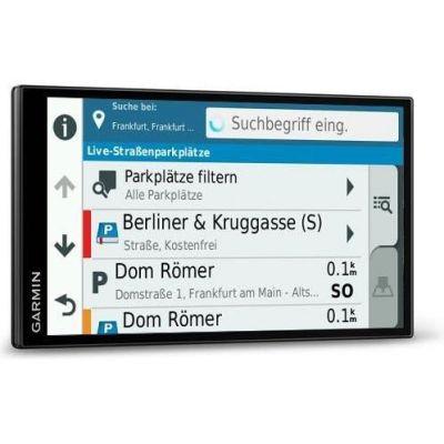 Garmin DriveSmart 61 LMT-D CE Zentraleuropa Navigationsgerät 17,7cm Freisprechen