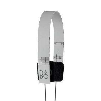 Bang Olufsen B&O PLAY BeoPlay FORM 2i weiss On-Ear Kopfhörer Mikrofon Fernbedienung im Kabel