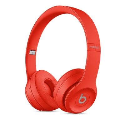 beats by dr dre Beats Solo3 Wireless On-Ear Headphones (PRODUCT)RED (MP162ZM/A) rot