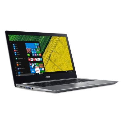 Acer  Swift 3 SF314-52 Notebook silber i3-7100U PCIe SSD Full HD IPS Windows 10