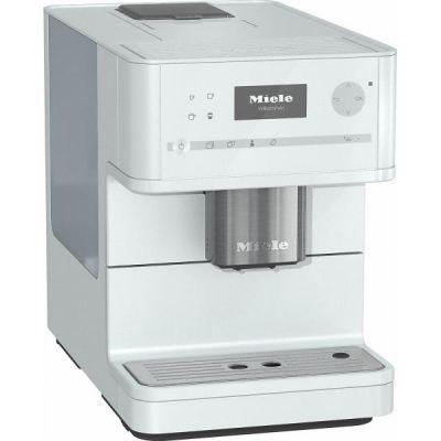 Miele  CM 6150 Kaffeevollautomat Lotosweiß