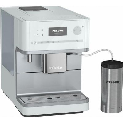 Miele CM 6350 Kaffeevollautomat Lotosweiß