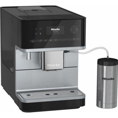 Miele CM 6350 Kaffeevollautomat Obsidianschwarz