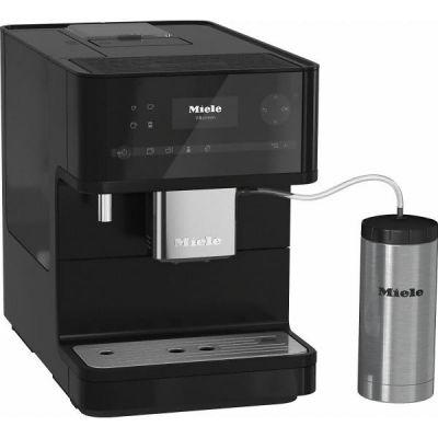 Miele CM 6350 Kaffeevollautomat Black Edition