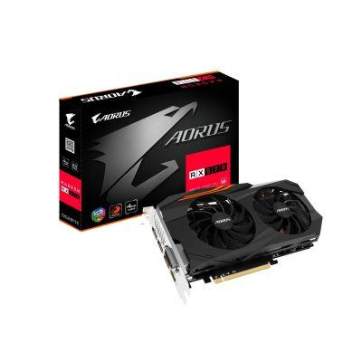 Gigabyte AORUS Radeon RX 570 4G, Grafikkarte