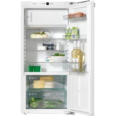 Miele K 34282 iDF Einbau-Kühlschrank mit Gefrierfach A++ 123,6cm - Preisvergleich