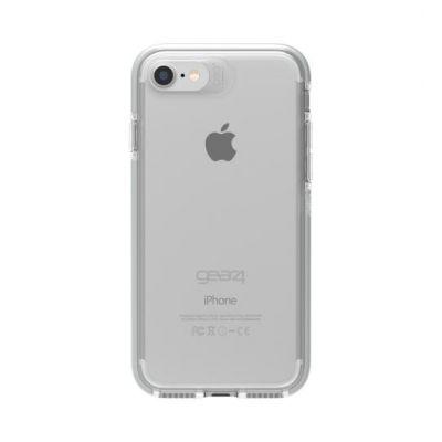 Gear4  Piccadilly für Apple iPhone 7, silber