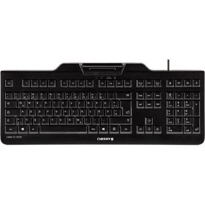 Cherry CHERRY KC 1000 SC - Tastatur - Deutsch - Schwarz