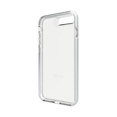 Gear4  Piccadilly für Apple iPhone 7 Plus, silber