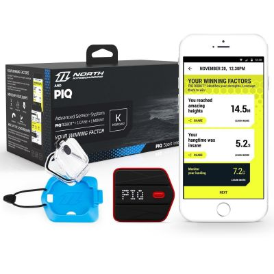 PIQ  Kite Set Multisport Sensor