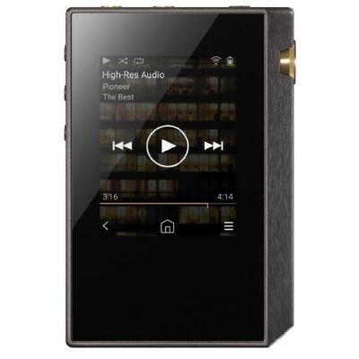 Pioneer XDP-30R-B portabler Compact High-Res Audio Player, schwarz - Preisvergleich