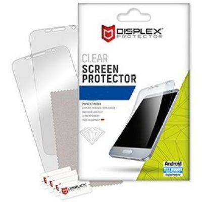 Displex  Displayschutzfolie Easy-On für Apple iPhone SE/5/5s