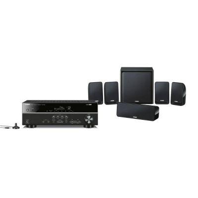 Yamaha  YHT-2930 5.1 Home Cinema Set schwarz 4K, HDR, Bluetooth,