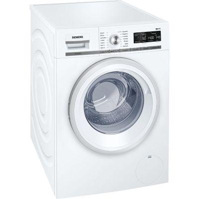 Siemens  WM14W5EM iQ700 Waschmaschine Frontlader A+++ -30% 9kg iSensoric weiß