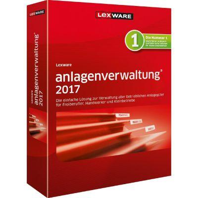 Lexware anlagenverwaltung 2016  Jahresversion (365-Tage) Minibox