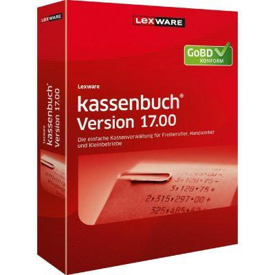 Lexware Kassenbuch 2018 (Version 17.00) Minibox