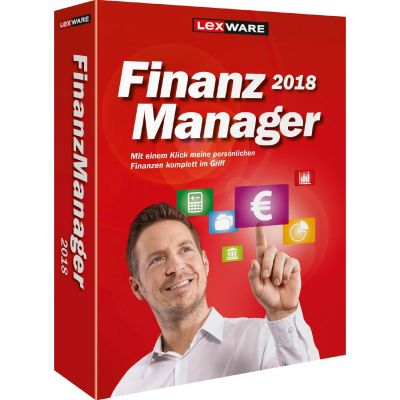Lexware FinanzManager 2018 (Version 25.00) Minibox