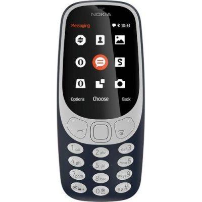 Nokia . 3310 (2017) Dual-SIM blau