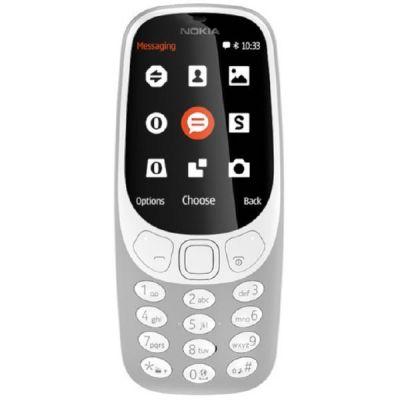 Nokia . 3310 (2017) Dual-SIM grau