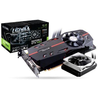 Inno3D  GeForce GTX 1080Ti iChill Black 11GB GDDR5X Grafikkarte 3xDP/HDMI/DVI
