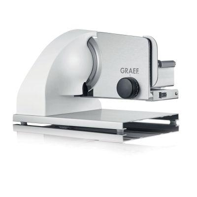Graef Sliced Kitchen SKS901 Allesschneider weiß - Preisvergleich