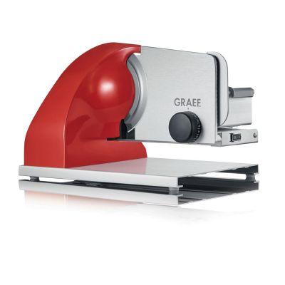 Graef Sliced Kitchen SKS903 Allesschneider rot - Preisvergleich