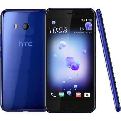 HTC U11 sapphire blue Android 7.1 Smartphone
