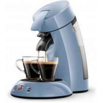 Senseo Philips HD7817/70  Original  inkl. Kaffee- Boost-Technologie 1 - 2 Tassen gleichzeitig, hellblau