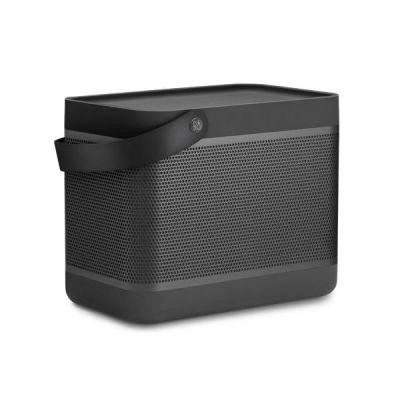 B und O PLAY BeoLit 17 Portabler Bluetooth-Lautsprecher - Stone Gray
