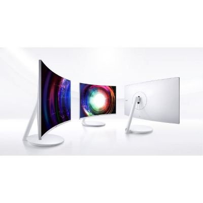 Samsung C32H711Q, LED-Monitor